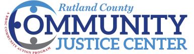 Rutland County Community Justice Center Logo